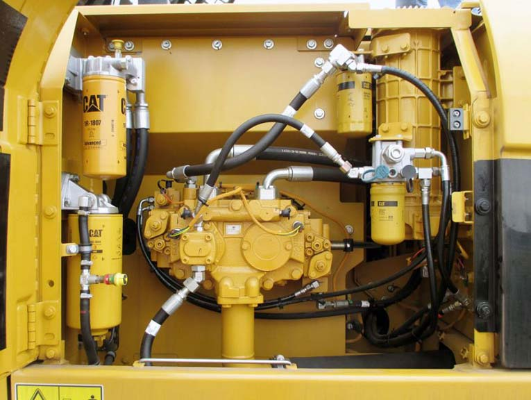 Caterpillar 320D Hydraulic Excavator 2015 – 151017PKT - CW